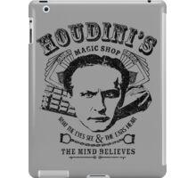 Houdini's Magic Shop iPad Case/Skin