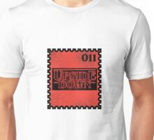 """Upside Down"" Strange-r of Things Postage to the Other Side Unisex T-Shirt"