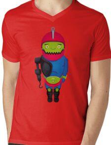 Cute Trapjaw Mens V-Neck T-Shirt