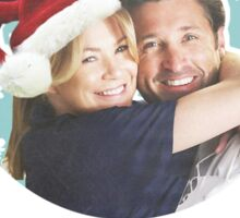 Grey's Anatomy - Merder Christmas Sticker