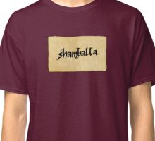 Doctor Strange Shamballa Wifi Password Classic T-Shirt