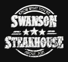 Swanson Steakhouse by Dexter Lewis