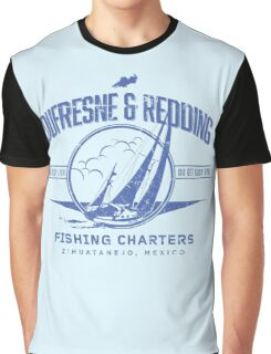 Dufresne & Redding Fishing Charters Graphic T-Shirt