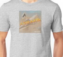 Dune Arrakis Vacation Unisex T-Shirt