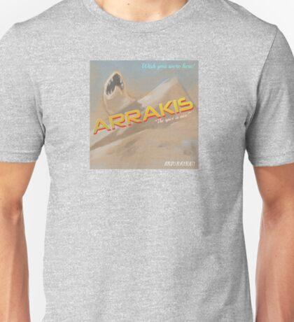 Dune Arrakis Vacation Unisex T-Shirt