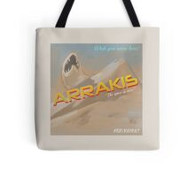 Dune Arrakis Vacation Tote Bag
