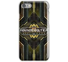 Sound Voltex III Gravity Wars Loading Screen iPhone Case/Skin