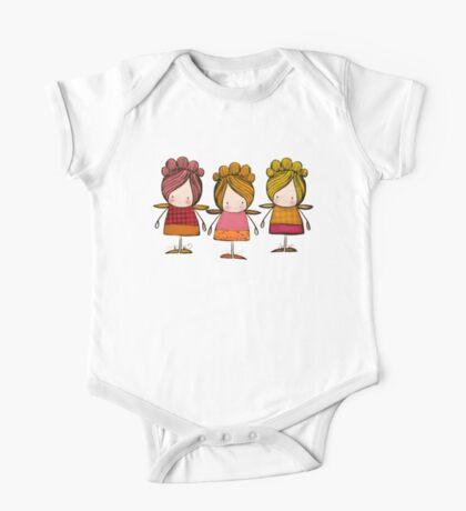 Three fairies Kids Clothes