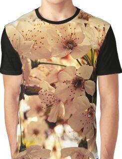 Cherry blossom pattern II Graphic T-Shirt
