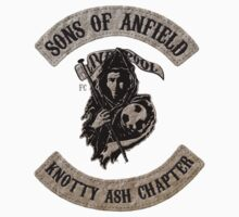 Sons of Anfield - Knotty Ash Chapter Kids Tee