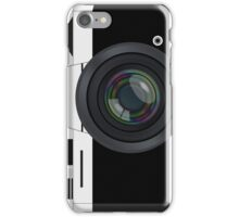 Camera Body iPhone Case/Skin
