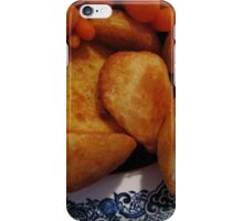 Roast Potatoes with Carrots and Sweet Corn iPhone Case/Skin