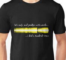Sound WAV - Amy Winehouse Unisex T-Shirt