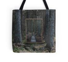 Mirror Of The Soul Tote bag