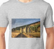 Clan Menzies Castle Unisex T-Shirt