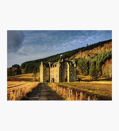 Clan Menzies Castle Photographic Print
