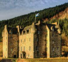 Clan Menzies Castle Sticker