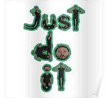 JUST DO IT - Shia Labeouf Poster