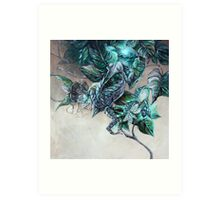 The Unearthing Art Print