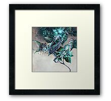 The Unearthing Framed Print