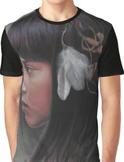 Salica - Willow Dryad Graphic T-Shirt