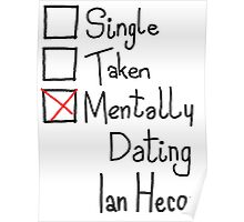 Mentally Dating Ian Hecox Poster