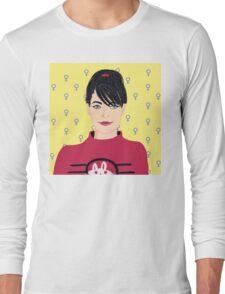 Kathleen Hanna Long Sleeve T-Shirt