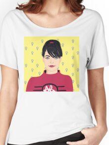Kathleen Hanna Women's Relaxed Fit T-Shirt