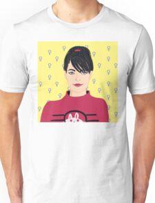Kathleen Hanna Unisex T-Shirt