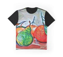 oranges and a pear Graphic T-Shirt