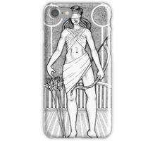 Tarot: Justice  iPhone Case/Skin