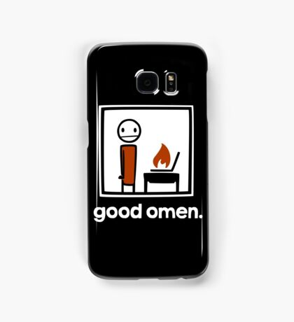 "TheMeatly - ""Good Omen"" Samsung Galaxy Case/Skin"