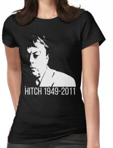 Hitch Memorial Shirt Womens Fitted T-Shirt