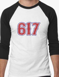 617 Men's Baseball ¾ T-Shirt