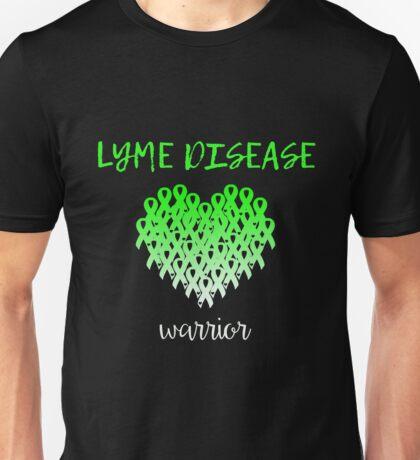 Lyme Disease Warrior Unisex T-Shirt
