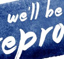 Youth - Troye Sticker