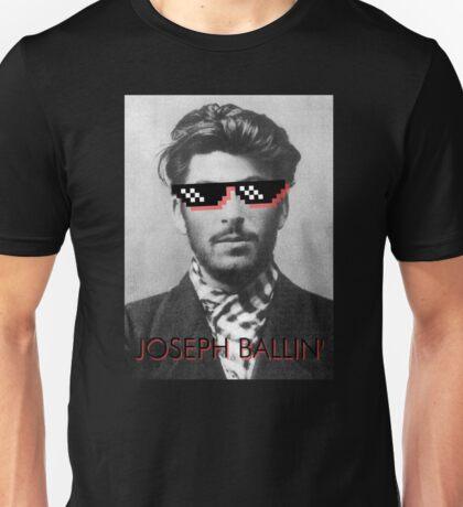 Joseph Ballin' Unisex T-Shirt