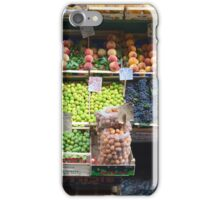 Market in Naples 4 iPhone Case/Skin