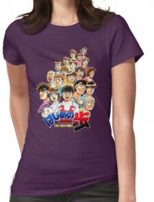 IPPO TEAM  Womens Fitted T-Shirt