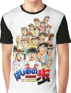 IPPO TEAM  Graphic T-Shirt