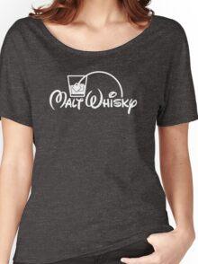 Malt Whisky Women's Relaxed Fit T-Shirt