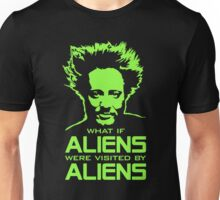 Ancient Aliens Giorgio Tsoukalos what if Unisex T-Shirt