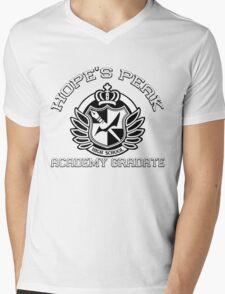 Hope's Peak Academy Graduate (Light) Mens V-Neck T-Shirt