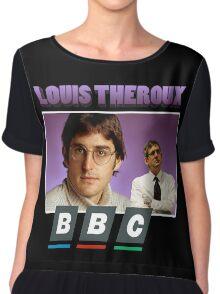 Louis Theroux Chiffon Top
