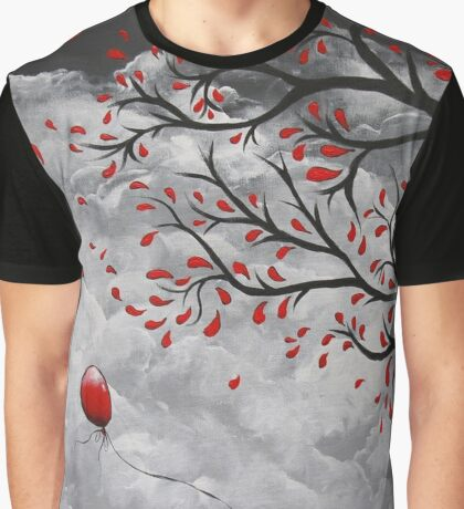 Red Balloon 2 Graphic T-Shirt