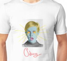 obey her Unisex T-Shirt