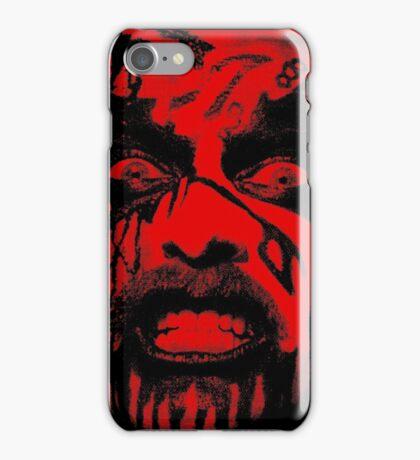 King Diamond (Red) iPhone Case/Skin
