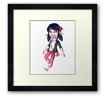 Marinette Framed Print