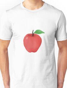 Apple Watercolor Unisex T-Shirt