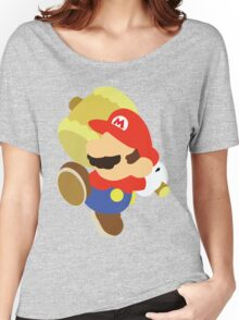 Paper Mario (Simplistic) Women's Relaxed Fit T-Shirt
